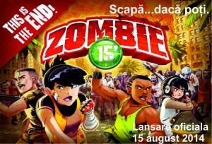 zombie 15 lansare