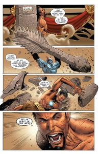 Iron Man 8 pagina 1