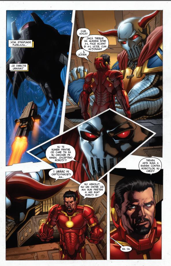 Iron man 9 pagina 2