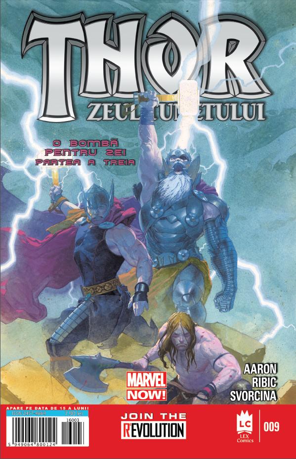 Thor 9 coperta
