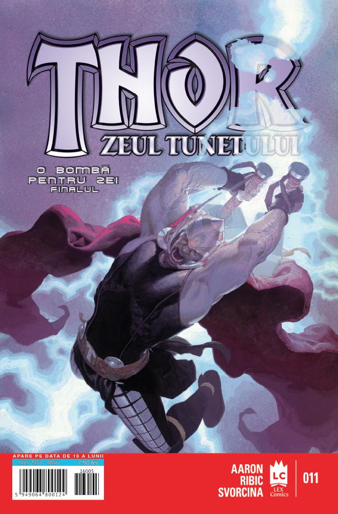 Thor 11 coperta