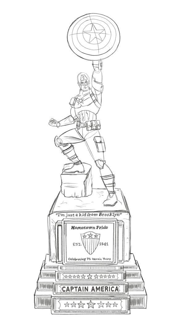 captain-america-bronze-statue